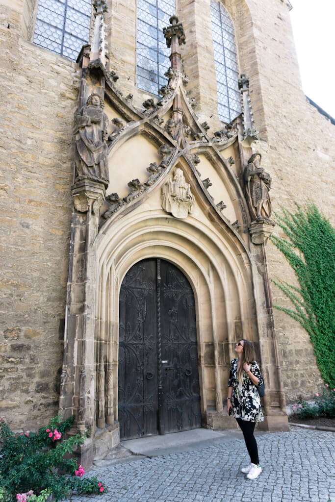 Transromanica Road Trip in Germany: Harz Mountains to the Strasse der Romanik || The Travel Tester || #Transromanica #RoadTrip #Germany #VisitGermany #Merseburg