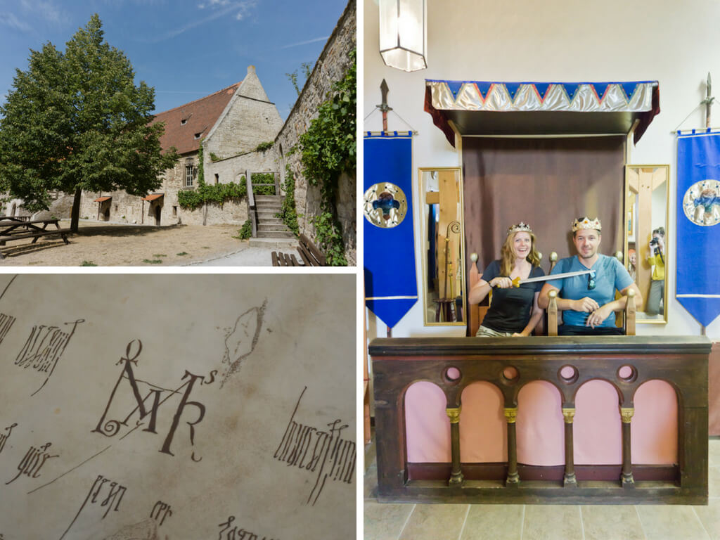 Transromanica Road Trip in Germany: Harz Mountains to the Strasse der Romanik || The Travel Tester || #Transromanica #RoadTrip #Germany #VisitGermany #Neuenburg