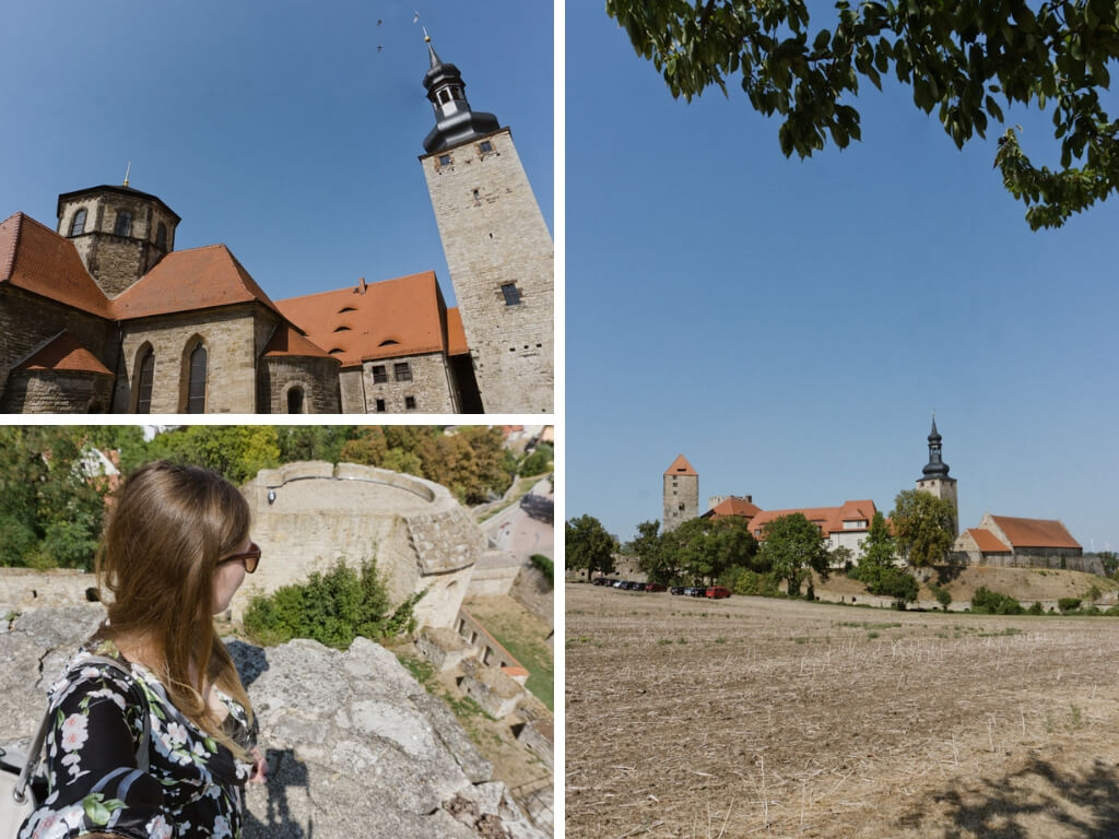 Transromanica Road Trip in Germany: Harz Mountains to the Strasse der Romanik || The Travel Tester || #Transromanica #RoadTrip #Germany #VisitGermany #Querfurt