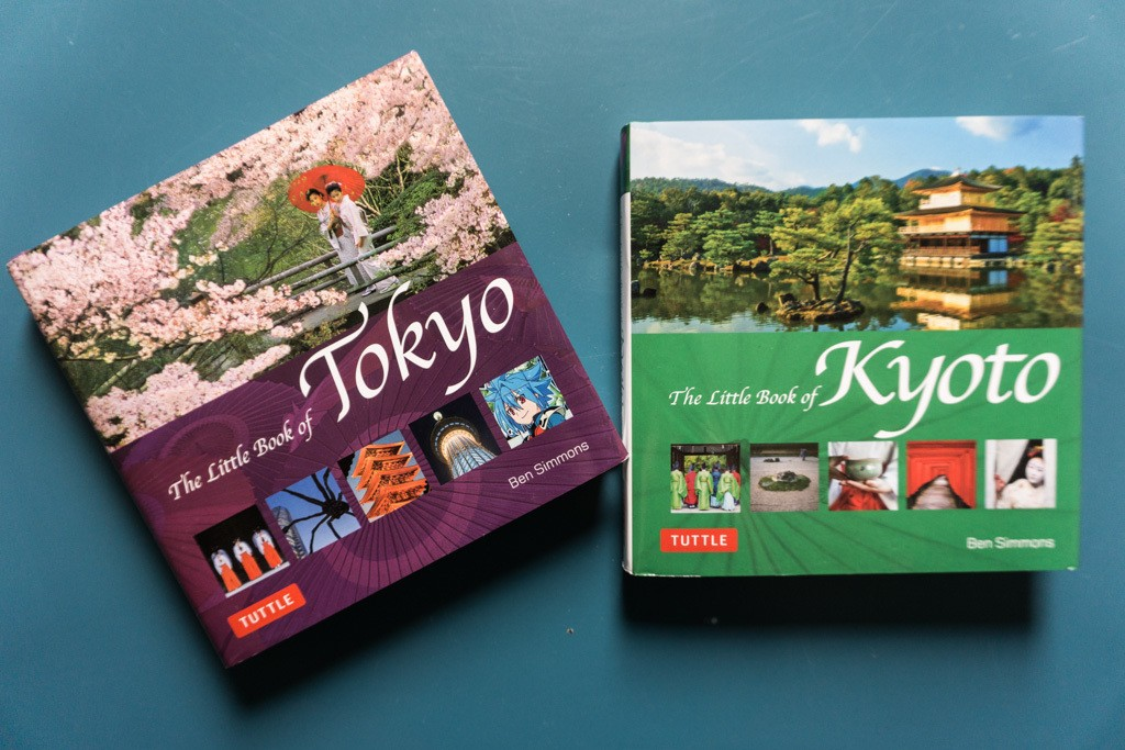 The Little Book of Tokyo and The Little Book of Kyoto Book Review || The Travel Tester