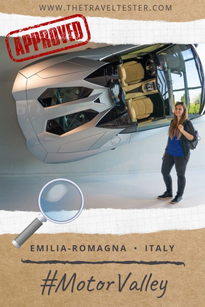 6 Stops Not To Miss in the Emilia Romagna Motorvalley, Italy || The Travel Tester || #thetraveltester #italy #modena #motorvalley #emiliaromagna #cars #ferrari #maserati #lamborghini #ducati