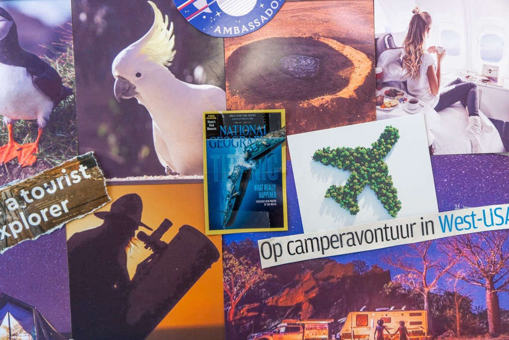 How to Create Vision Boards? (+ Have a Peek at Mine!) || The Travel Tester