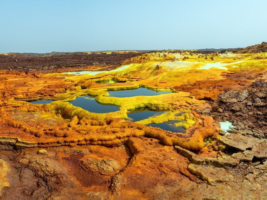 Mars and Moon Landscapes on Earth You Can Visit || The Travel Tester