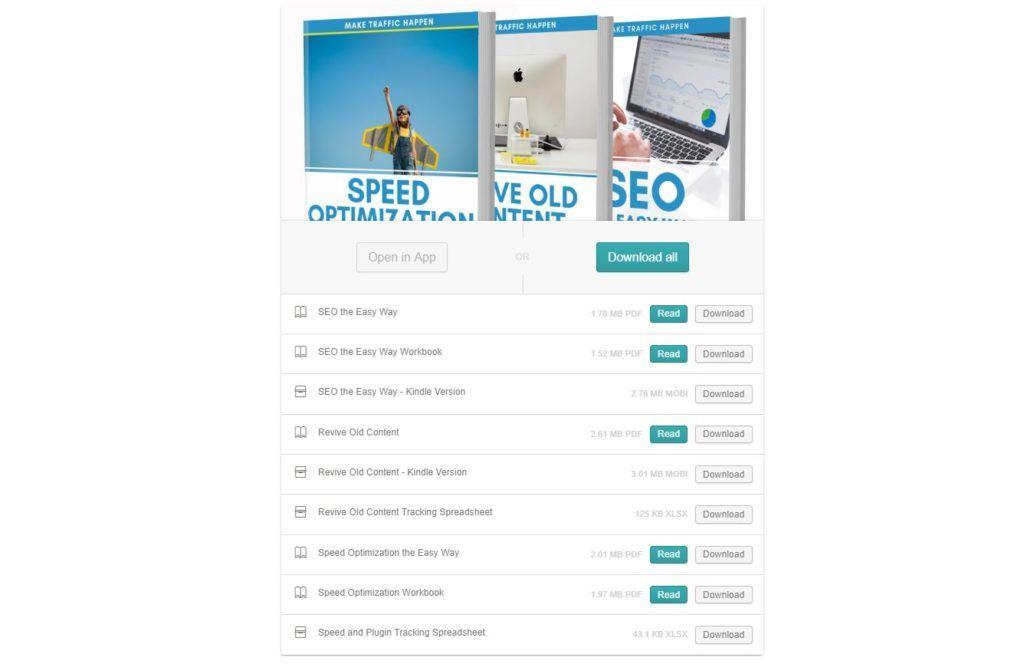 SEO The Easy Way Ebook Bundle