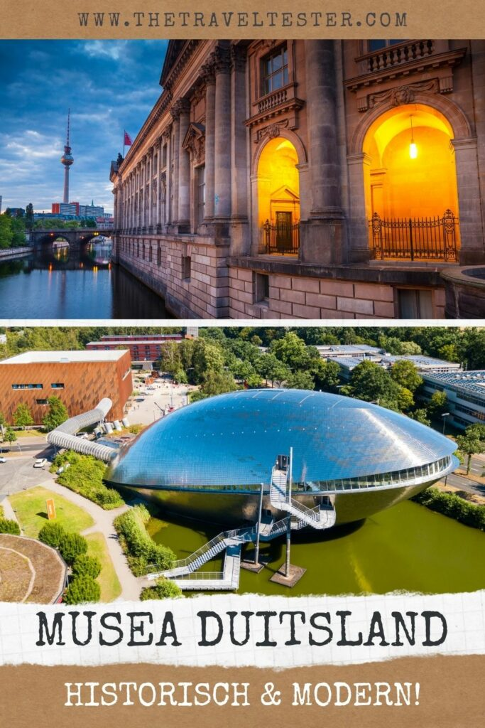 Beste Musea Duitsland    Tips door The Travel Tester