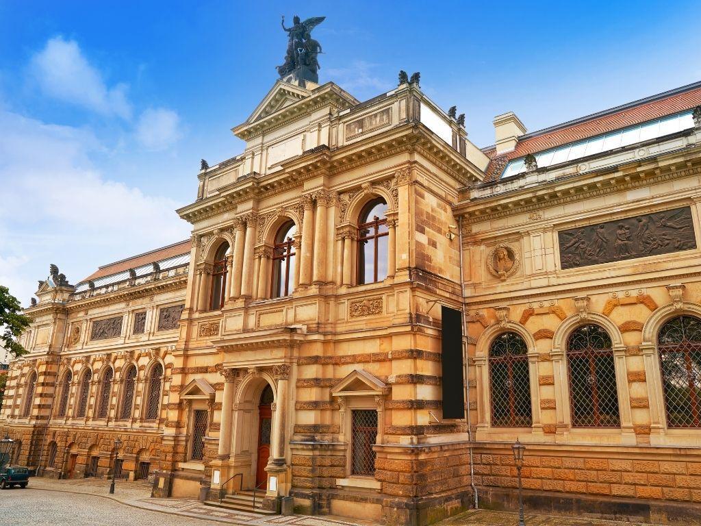 Albertinum Museum in Dresden