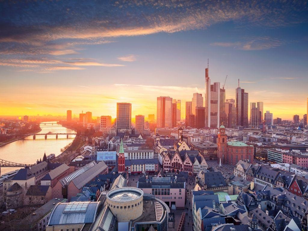 Frankfurt, Duitsland