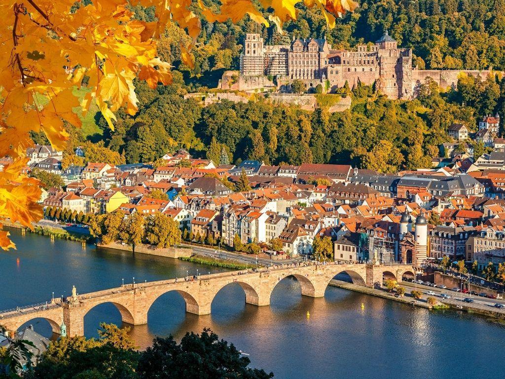 Heidelberg in Duitsland