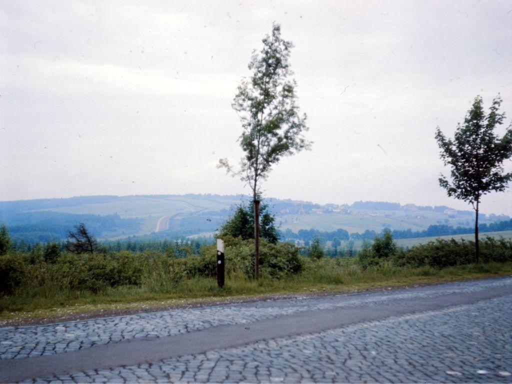 de Harz in Duitsland