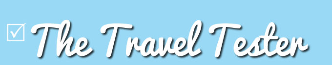 | The Travel Tester logo