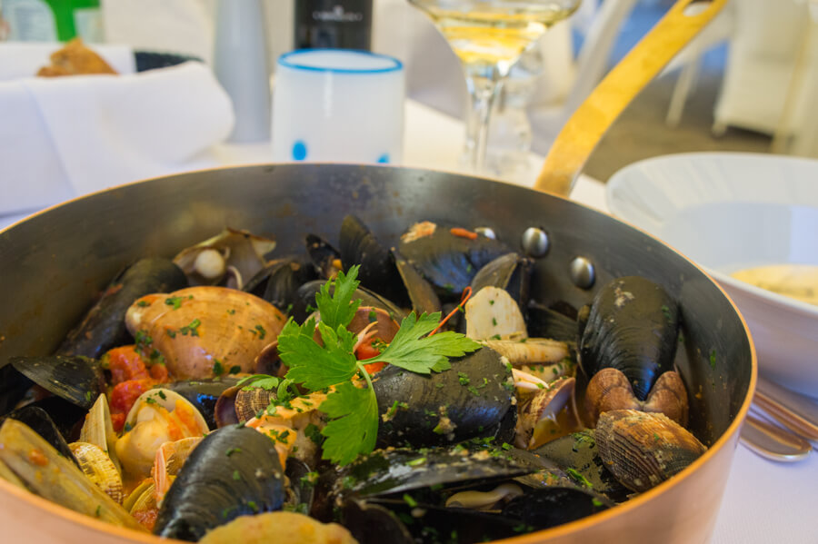 Hidden Seafood Paradise at Tavernetta All'Androna in Grado, Italy || Recommended by The Travel Tester