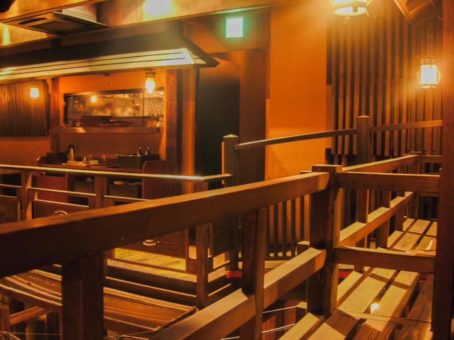 Unique Dining at Gonpachi Kill Bill Restaurant Tokyo, Japan | The Travel Tester