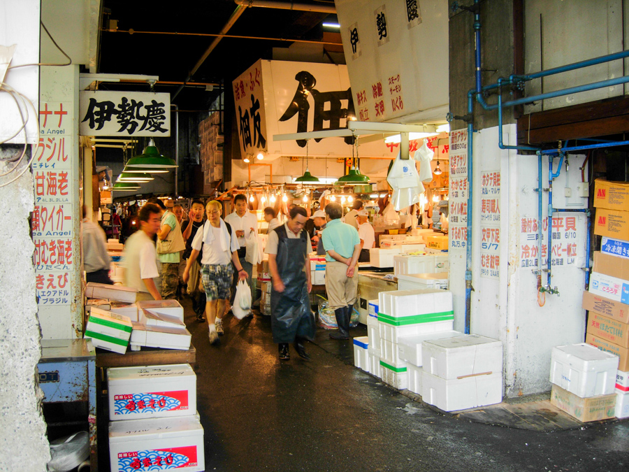 tokyo tsukiji fish market hours is it really worth