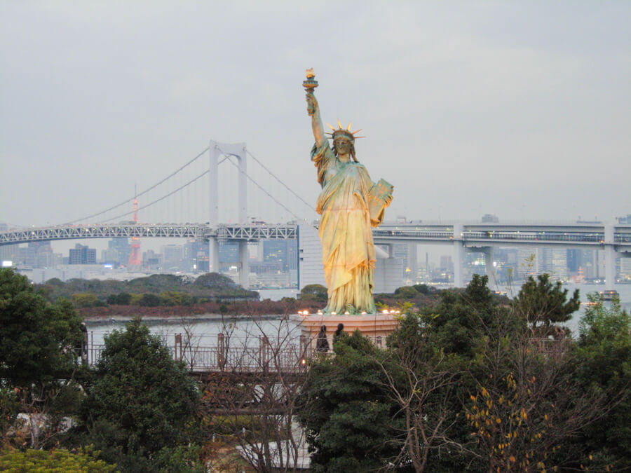 What to do in odaiba tokyo neighbourhood guide for Tokyo what to see