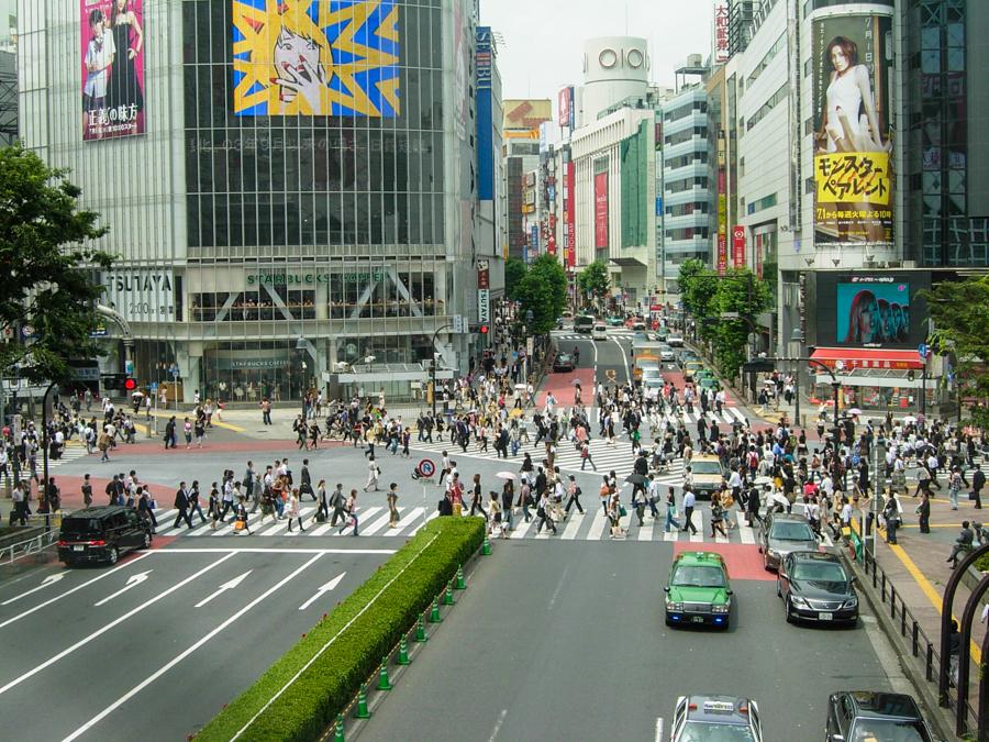 Places to Visit in Tokyo: Shibuya Neighbourhood Tokyo, Japan || The Travel Tester