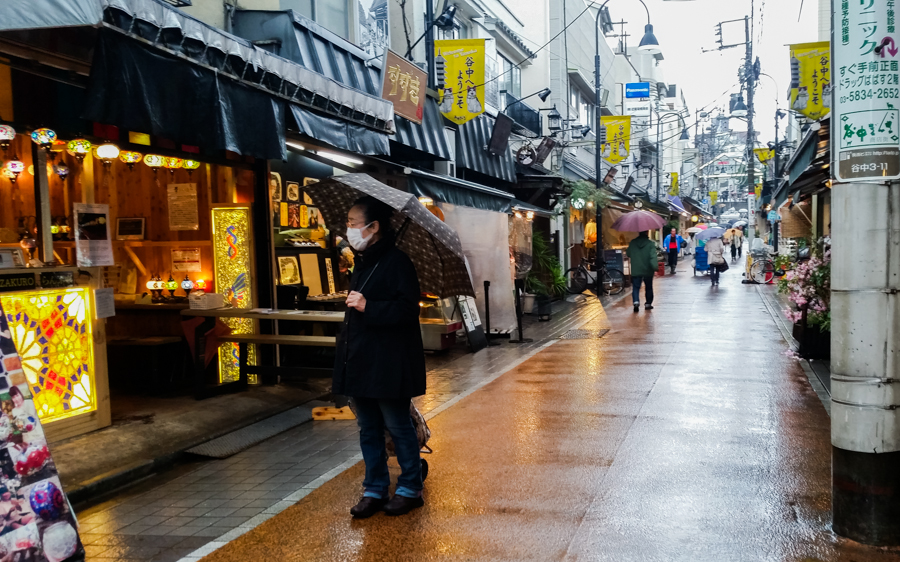 Places to Visit in Tokyo: Yanaka Neighbourhood Tokyo, Japan || The Travel Tester