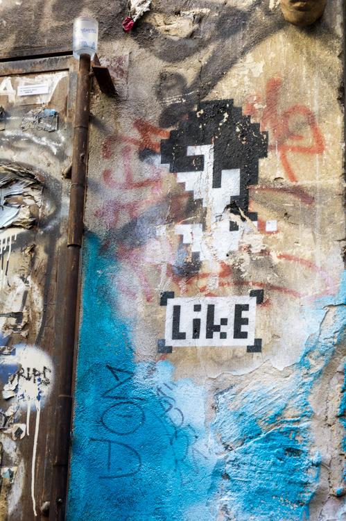 Streetart - Like