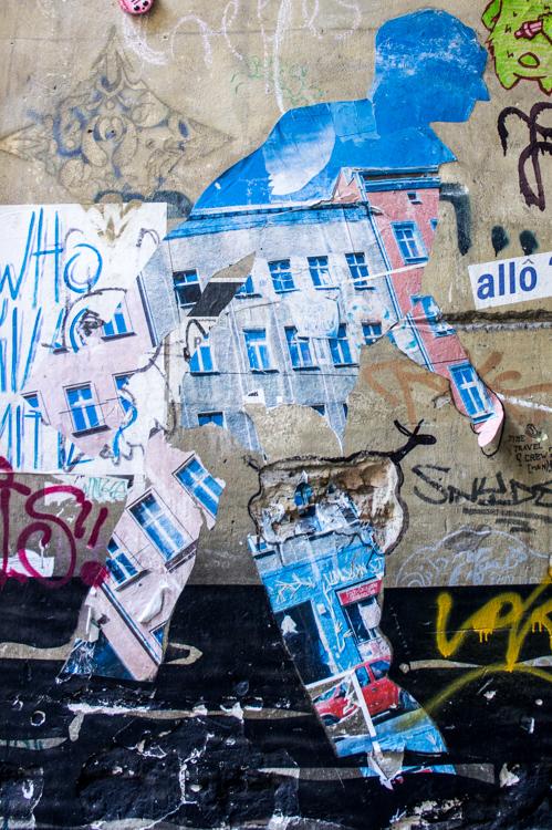 Street Art Berlin - Buildings