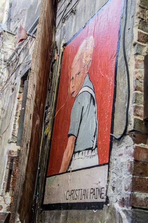 Street Art Berlin - Boy