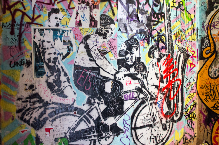 Street Art - Bike