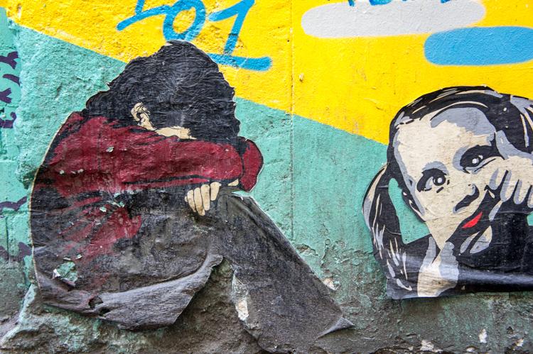 Street Art - Kids