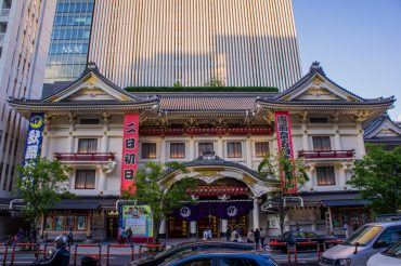 The Brochure Rack: Map with Things to do in Ginza Tokyo, Japan || The Travel Tester