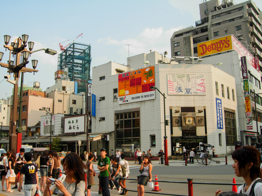 What to do in Asakusa? Tokyo Neighbourhood Guide | The Travel Tester